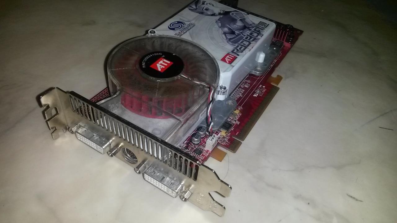 AMD radeon X1900 XT