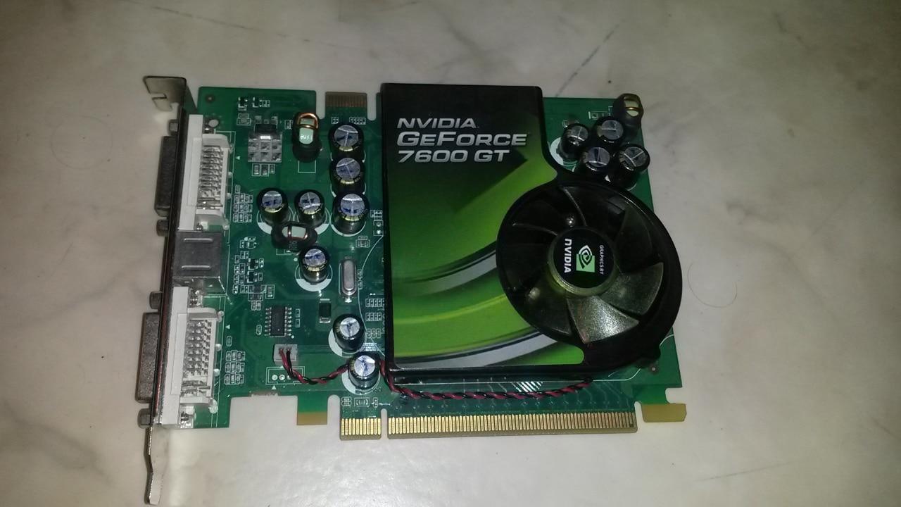 Nvidia GeForce 7600 GT