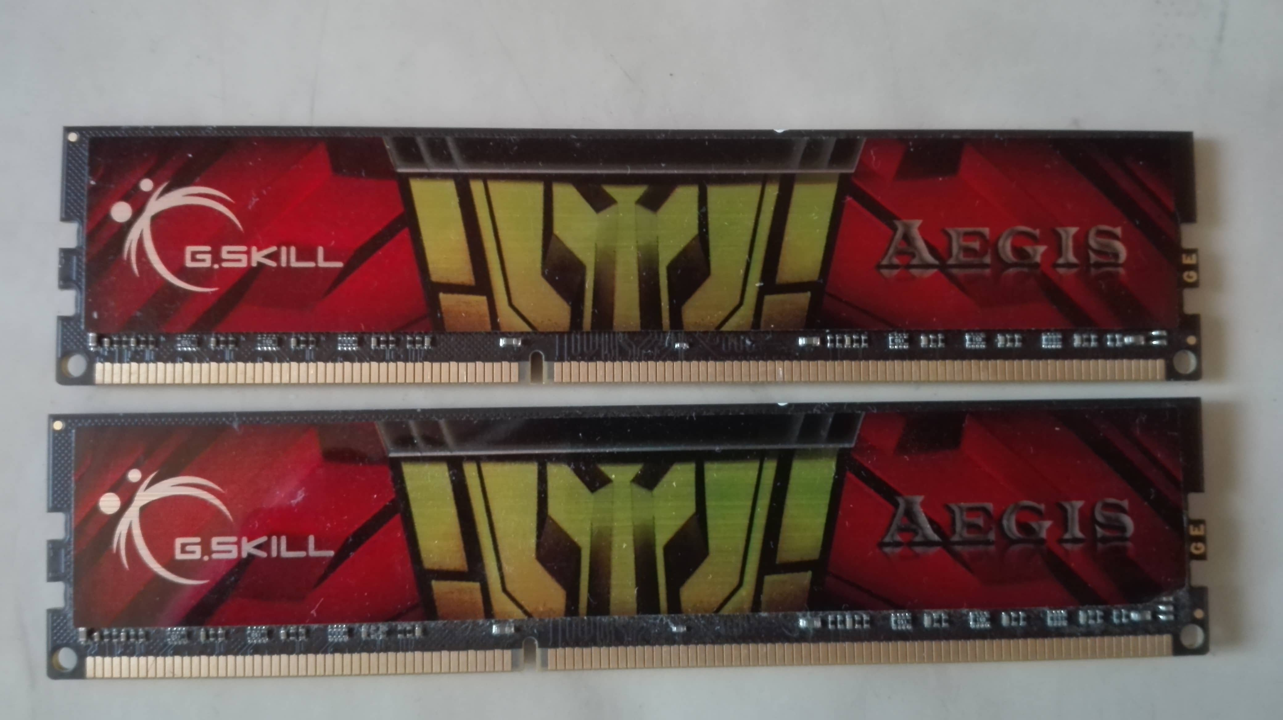 G.SKILL Aegis DDR3 4go 1333mhz