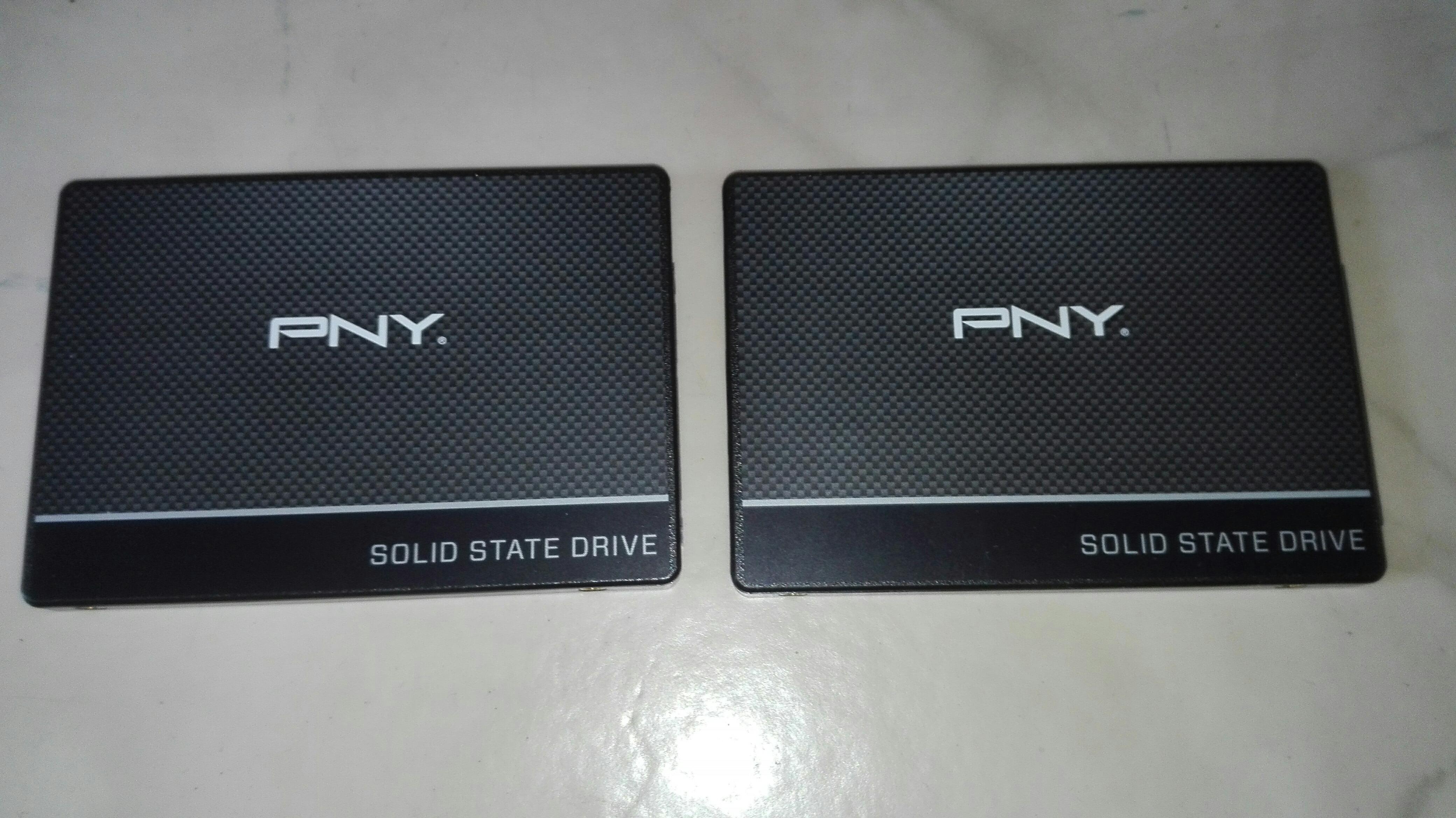 PNY ssd CS900 120go